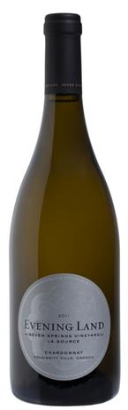 Evening Land Vineyards Chardonnay Seven Springs La Source